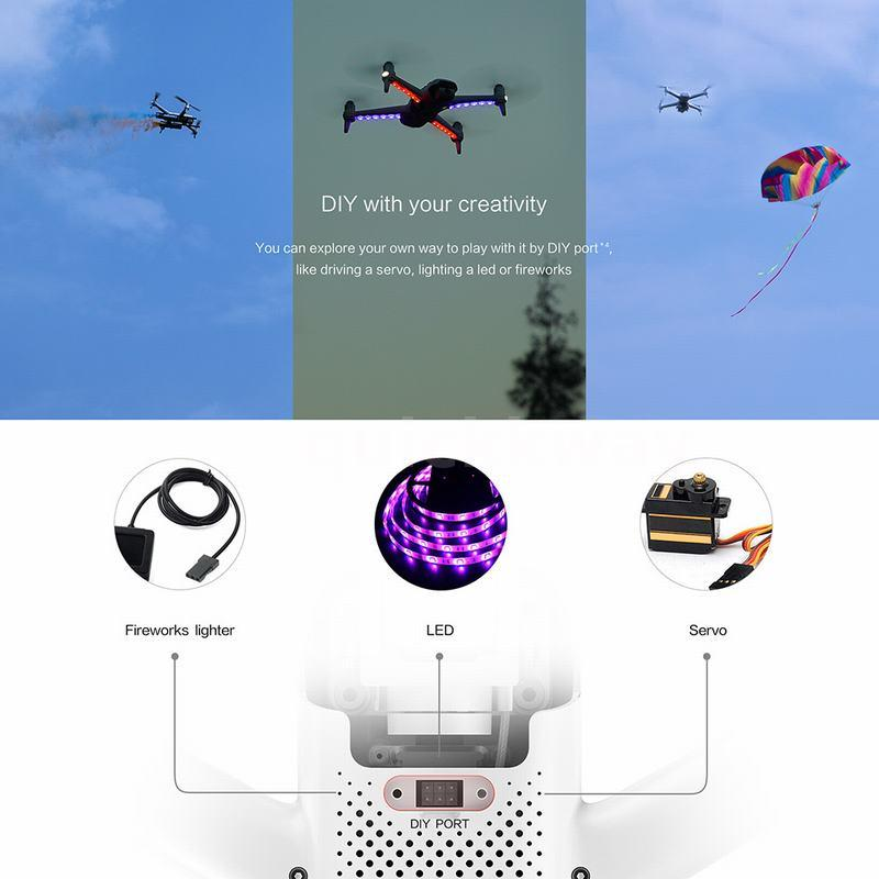 Xiaomi Fimi A3 5 8g 1080p Camera Fpv W 3 Axis Gimbal Rc